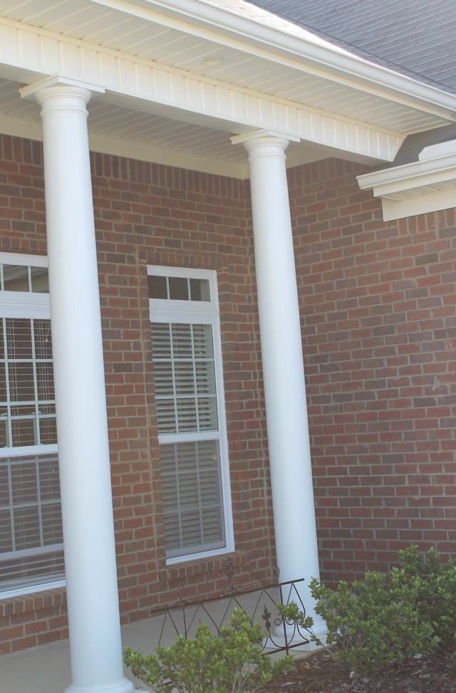 Decorative Porch Columns Home Depot