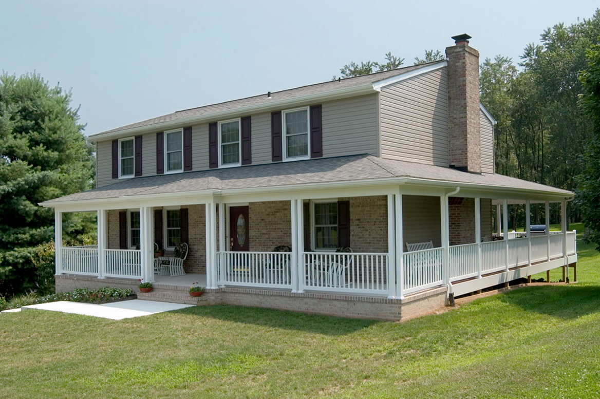 Wrap around porch roof framing home design ideas for What is a porch