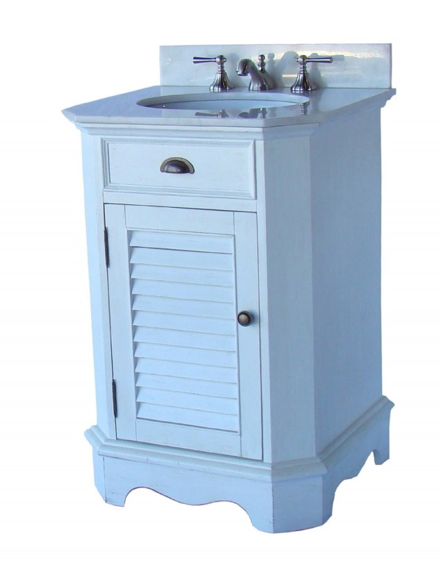18 Inch Bathroom Vanity Combo