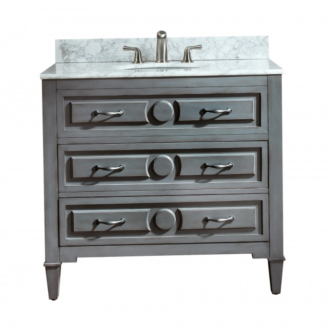 36 Inch Bathroom Vanity With Top Cheap