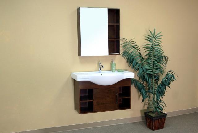40 Inch Bathroom Vanity Base