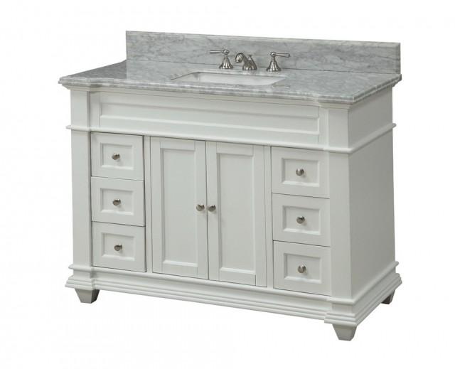 40 Inch Bathroom Vanity White