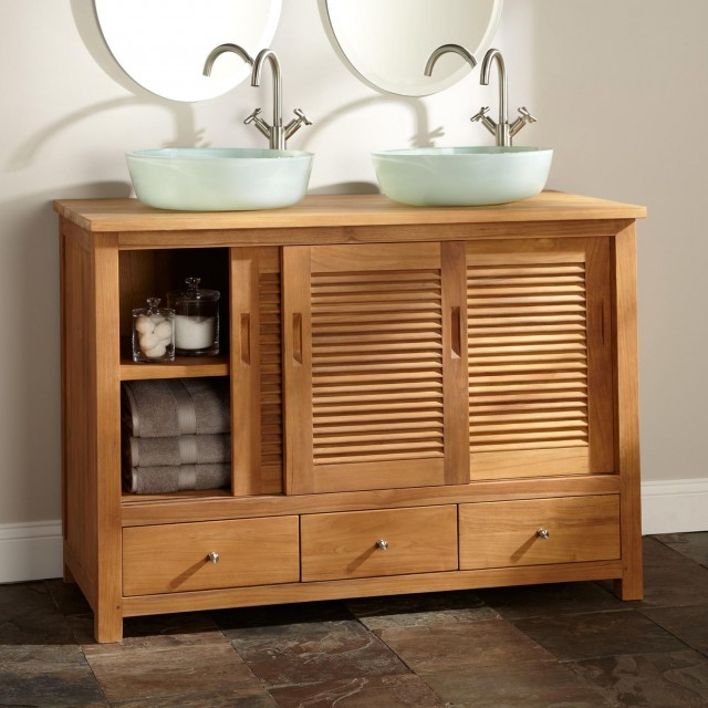 48 Inch Double Sink Vanity Lowes
