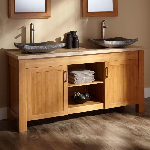 72 Inch Double Sink Vanity Granite Top. Fascinating Double Sink ...