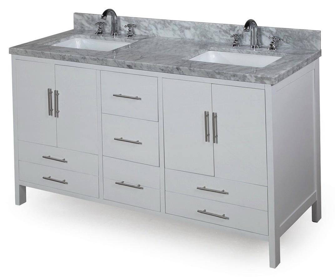 60 Inch Double Sink Vanity Restoration Hardware Restoration Hardware Sink93