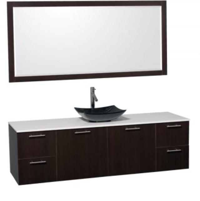 72 Bathroom Vanity Single Sink