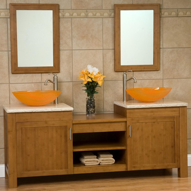 72 Bathroom Vanity Top