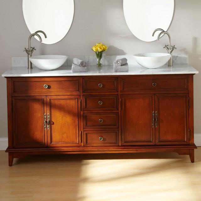 72 Inch Vanity Double Sink