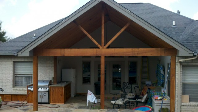Adding A Covered Porch To A House