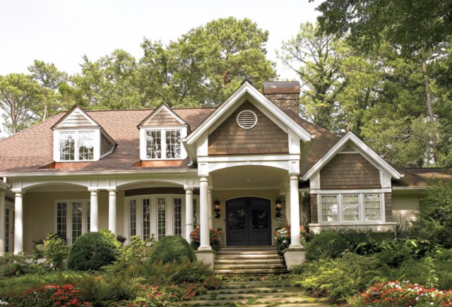 Adding A Front Porch To A Ranch House Pictures