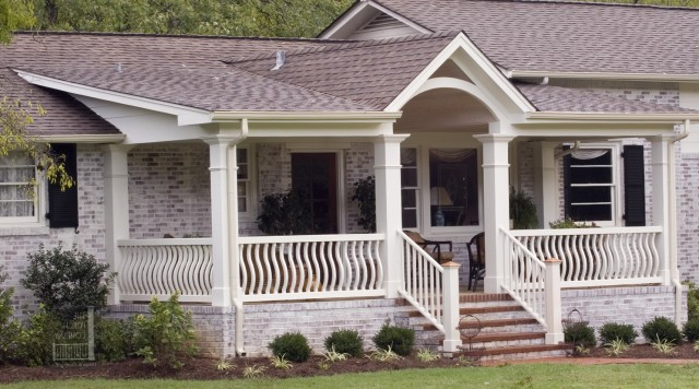 Adding A Porch To A House Cost