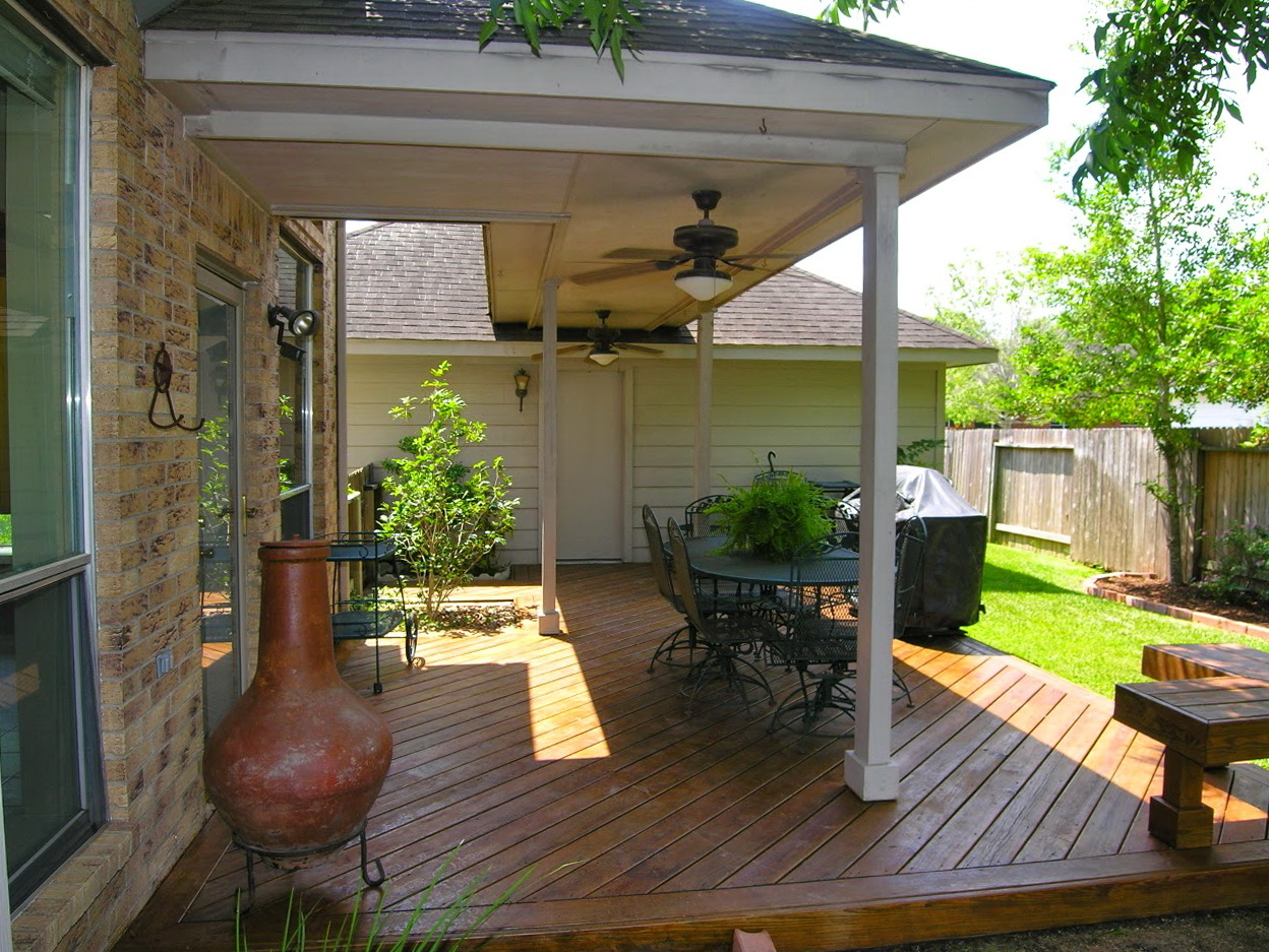 Back porch decorating ideas on a budget home design ideas for Small patios on a budget