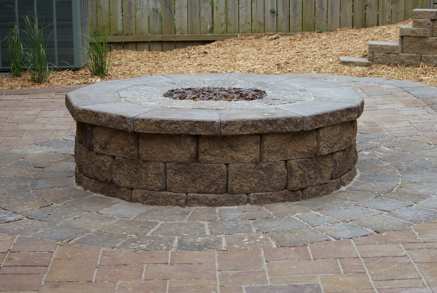 Permalink to Back Porch Fire Pit