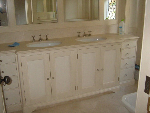 Bathroom Double Vanity Units