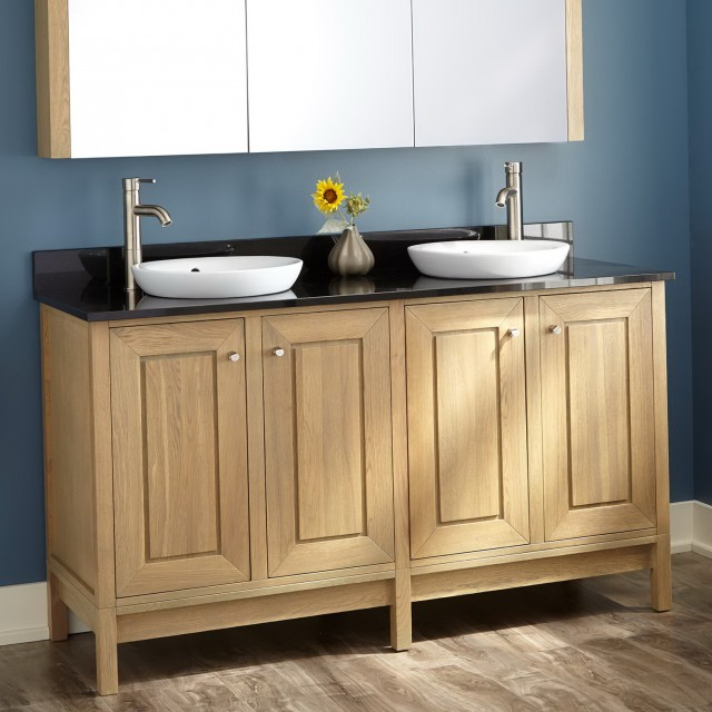 Bathroom Vanities With Offset Sinks