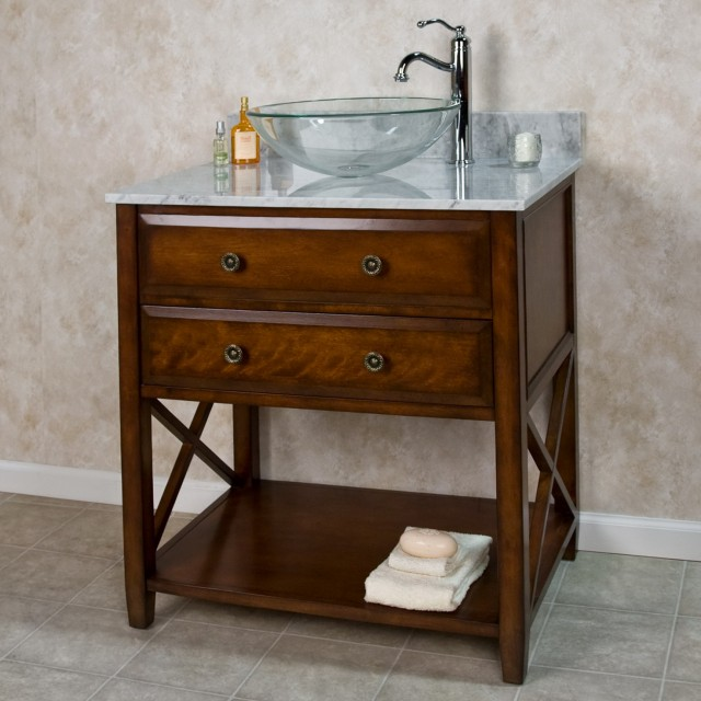Bathroom Vanities With Sinks And Faucets