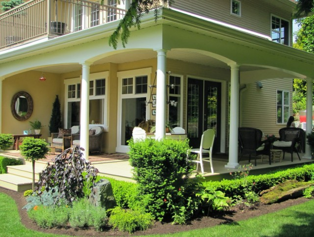 Beautiful Homes With Front Porches