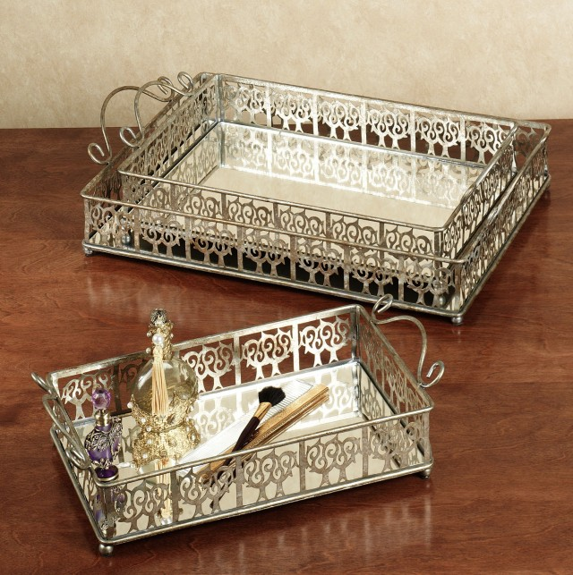 Bed Bath And Beyond Vanity Tray