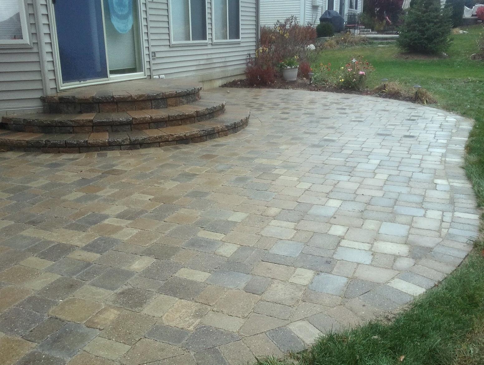 Brick Porch Steps Cost Home Design Ideas