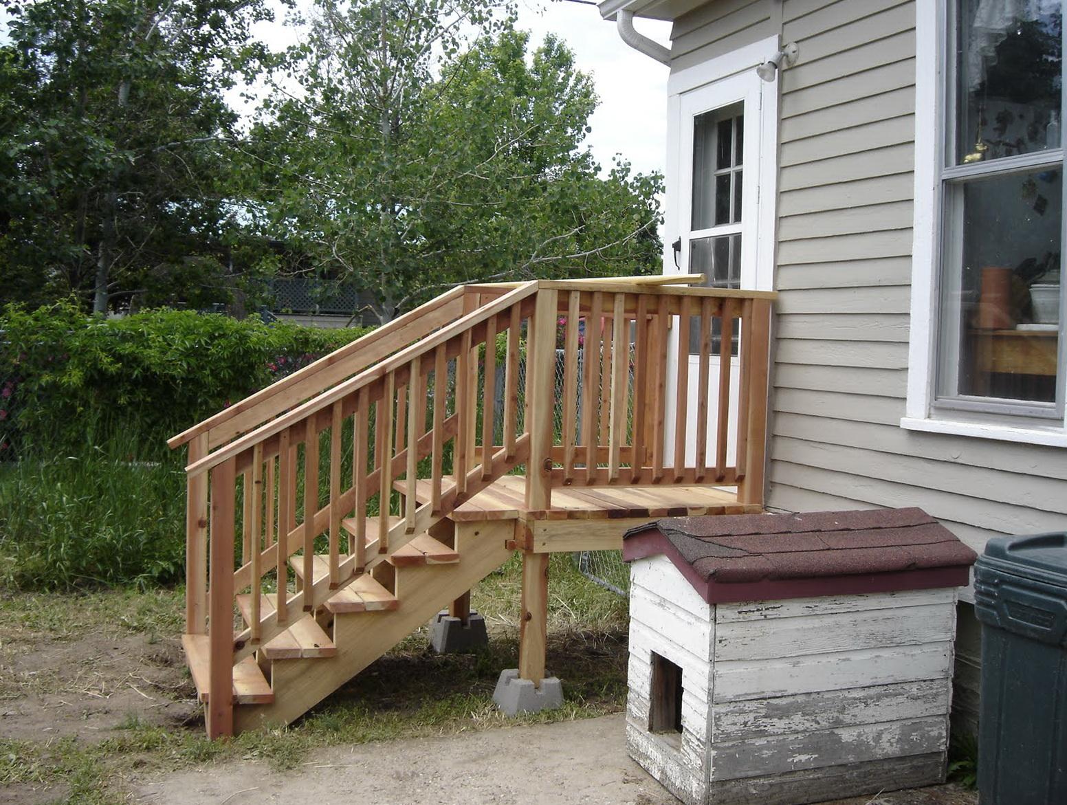 building porch steps railing home design ideas