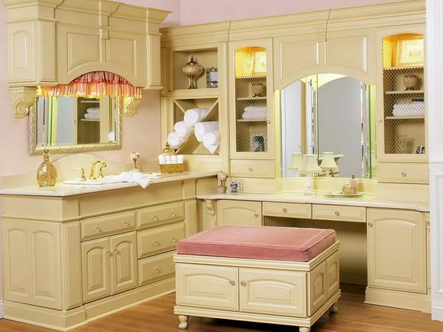 Built In Vanity Dressing Table