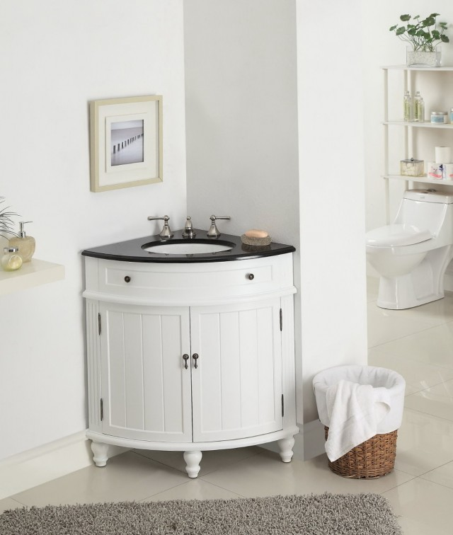 Unique Vanities For Small Bathrooms Home Design Ideas