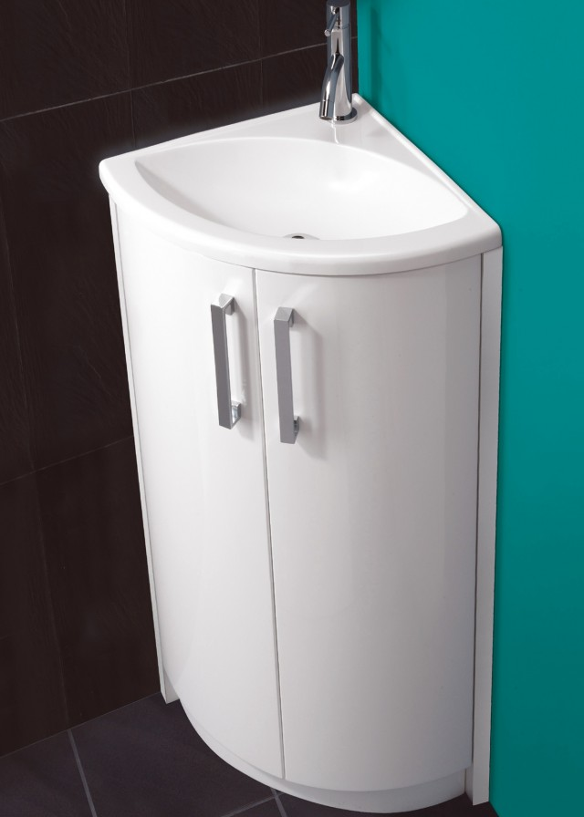 Corner Vanity Sinks For Bathrooms