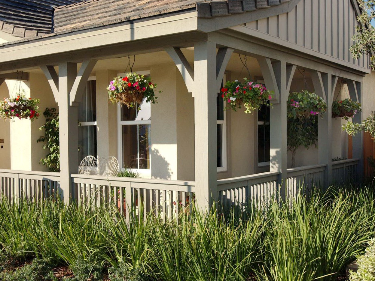 Country Cottage Porch Ideas Home Design Ideas