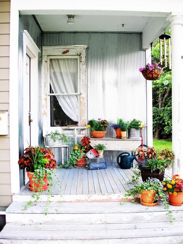 Country Front Porch Decorating Ideas & Country Porch Decorating Ideas Pictures | Home Design Ideas