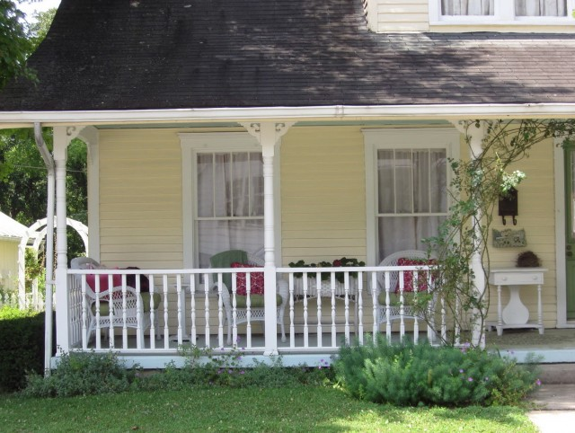 Country House Plans With Front Porch