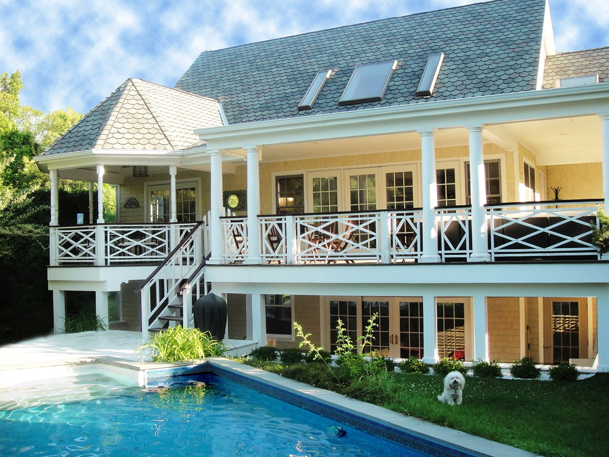 Country Style Home Plans With Wrap Around Porches