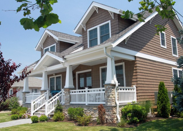 Craftsman Style Homes With Porches