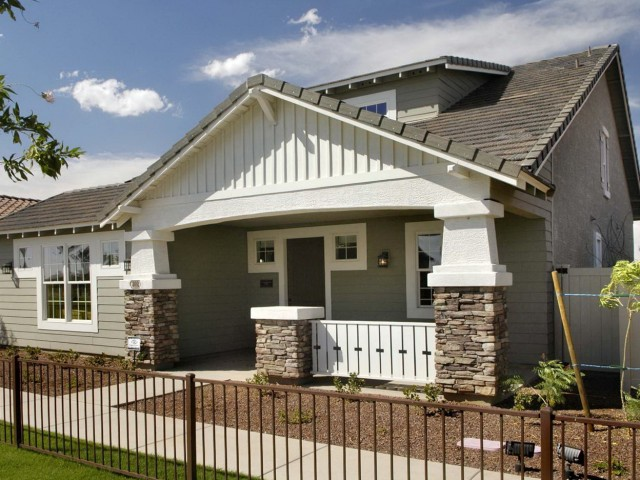Craftsman Style Porches And Columns