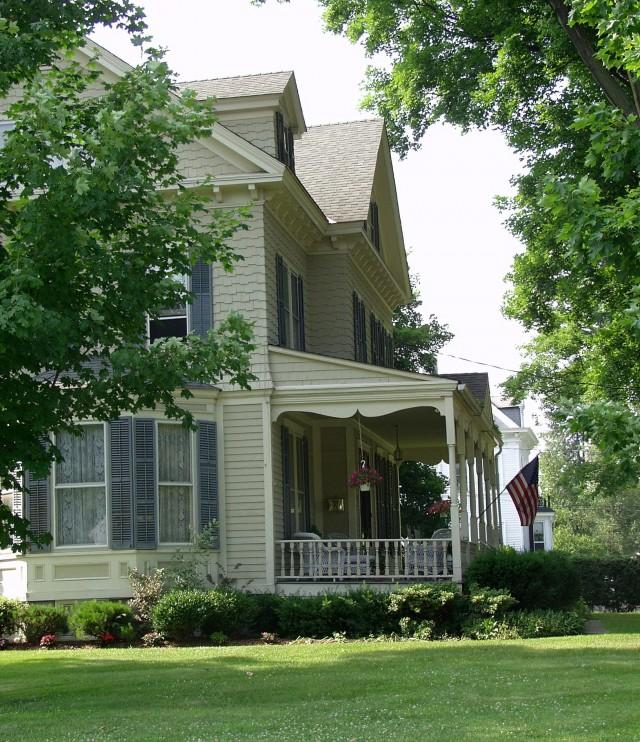 Front Porch Pergola Curb Appeal Home Design Ideas