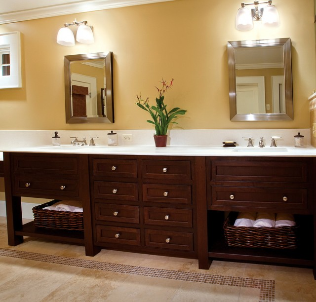 Custom 60 custom bathroom vanities home depot decorating for Design my bathroom home depot