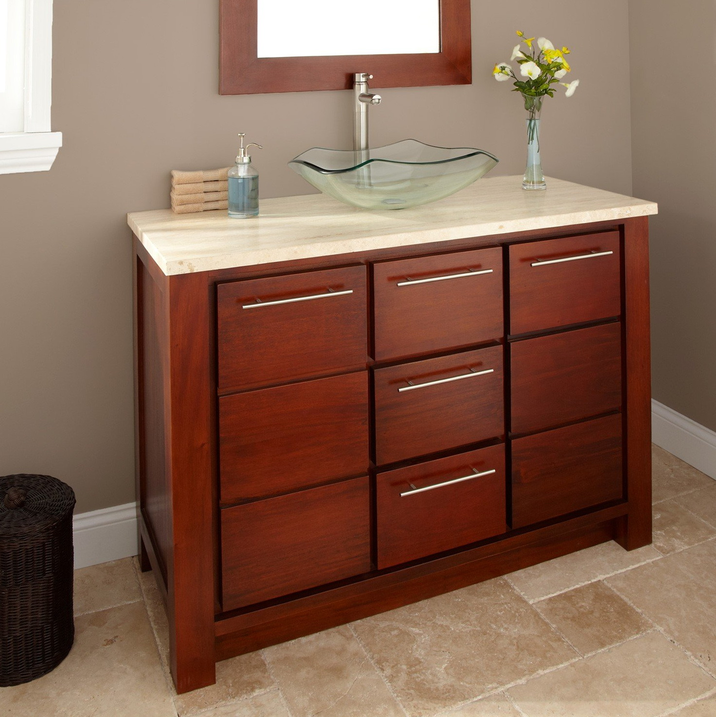 custom vanity tops with sink home design ideas