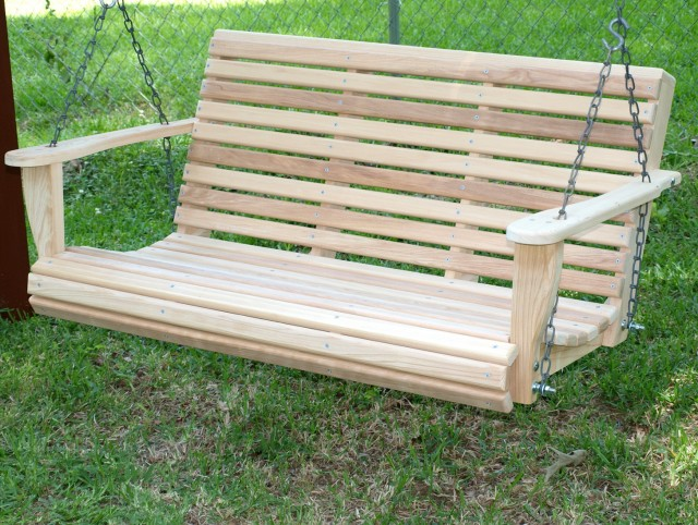 Cypress Porch Swings For Sale