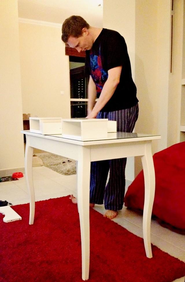 Diy Dressing Table Vanity