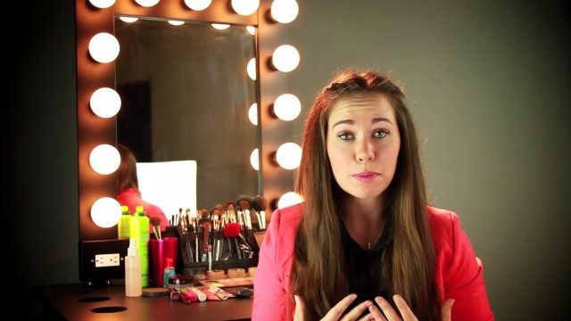 Diy Lighted Vanity Mirror