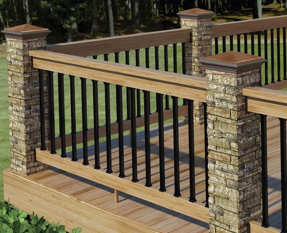 diy porch railing design diy porch railing design home design ideas - Porch Railing
