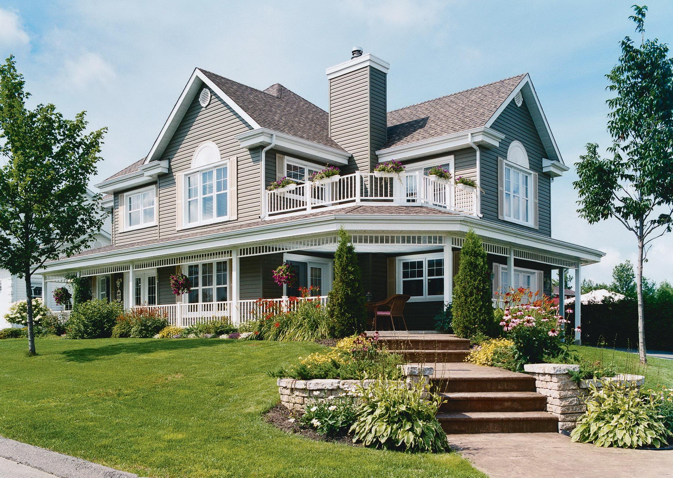 Double porch house plans home design ideas for Double front porch house plans
