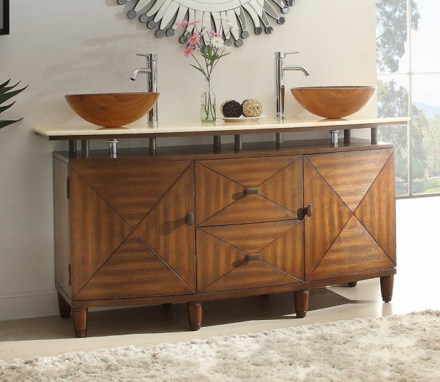 Double Sink Vanity Home Depot