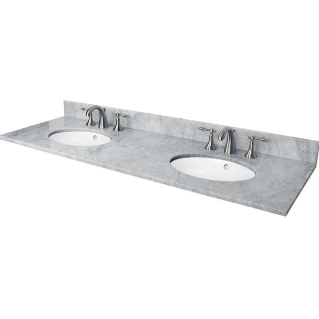 Double Sink Vanity Tops