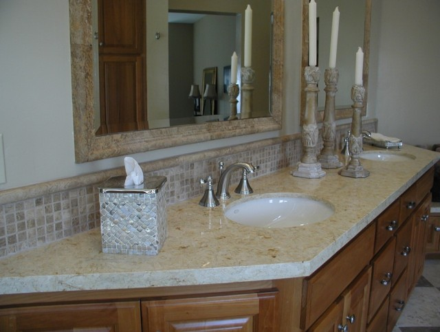 Double Vanity Tops Home Depot
