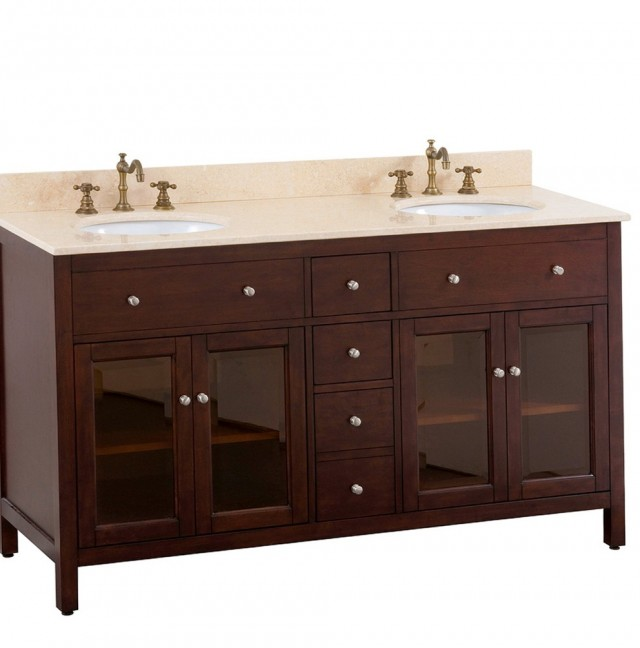 Double Vanity Tops Lowes