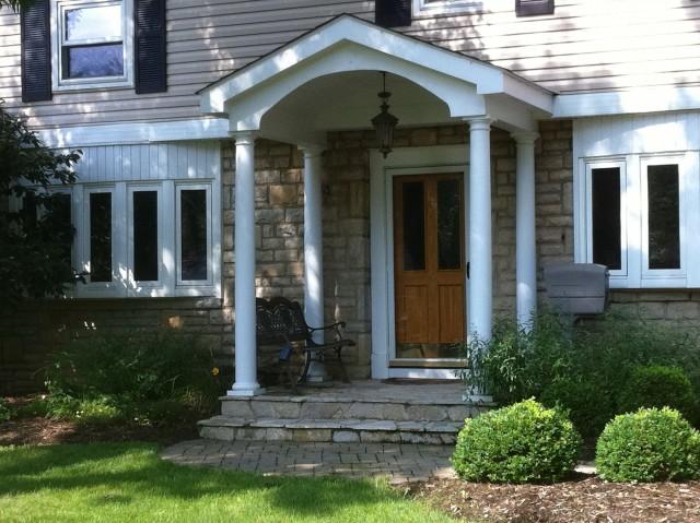 Exterior Porch Column Ideas