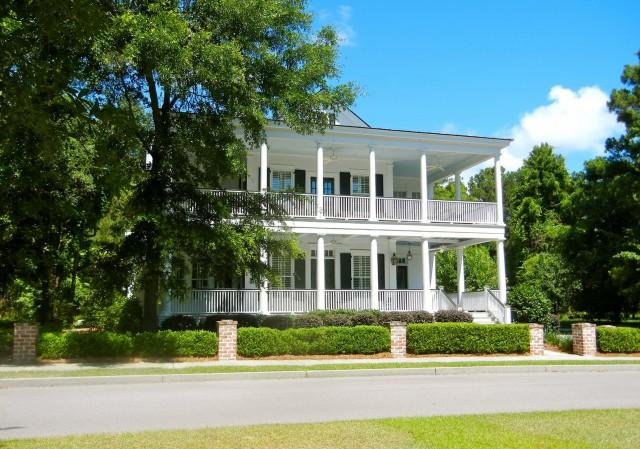 Farmhouse Wrap Around Porch Plans
