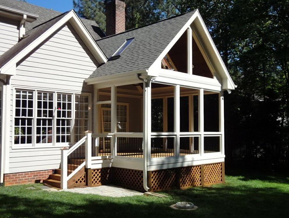 Framing A Gable Porch Roof | Home Design Ideas