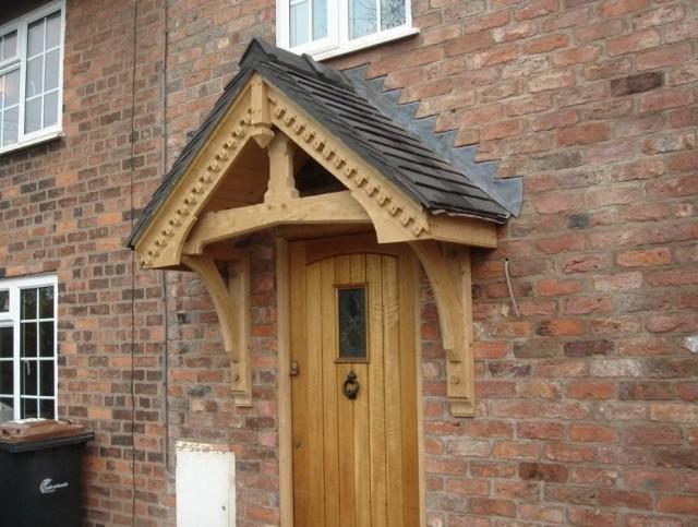 Front Door Porch Canopy