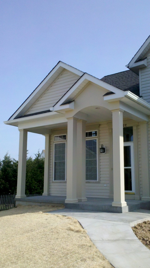 Front Porch Additions Cost